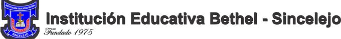 Institución Educativa Bethel – Sincelejo